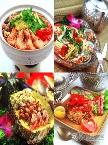 泰国美食国际知名   无论是口味辛辣的还是较为