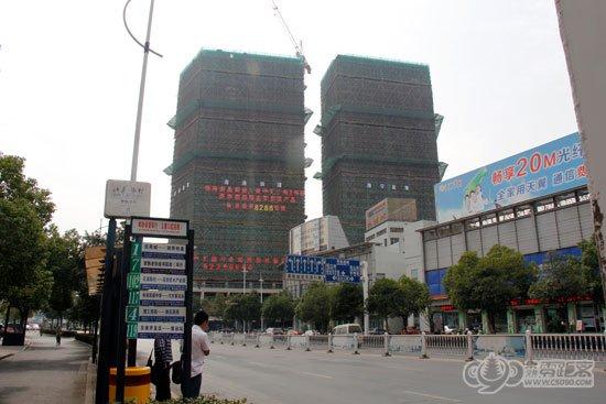 中汇壹号公馆热推精装公寓 均价17000元