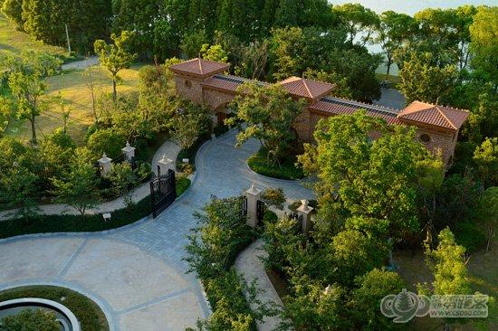 尚湖原貌再现法式皇家园林