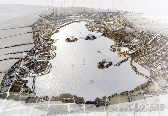 常熟市南部新城规划问计百万市民