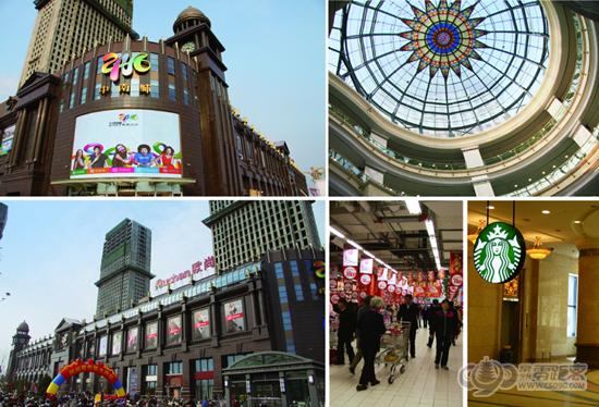 南通中央商务区 中南城实景照片