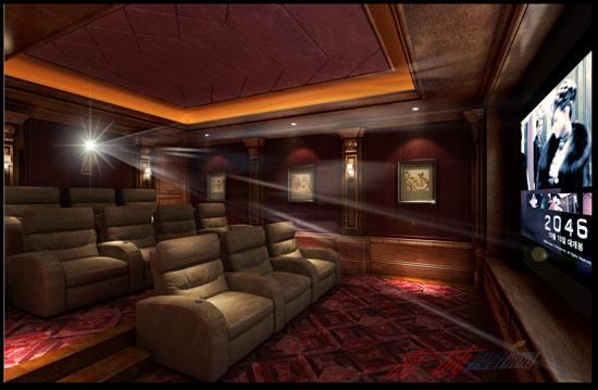 尚湖 江南府邸 杯高端室内设计精英赛 李嘉诚作品高清图片