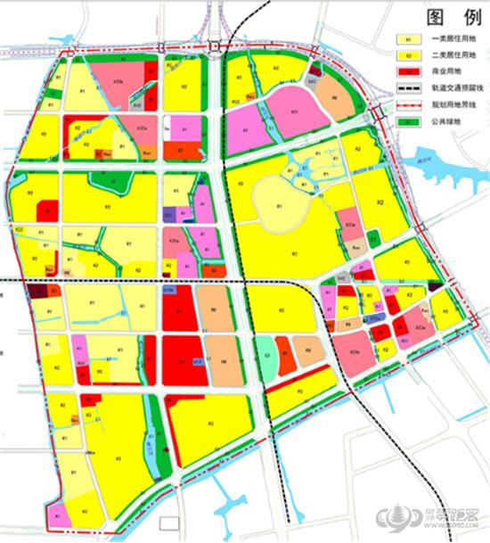 常熟片区 交通规划公示解读