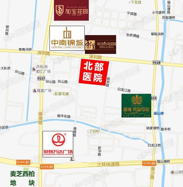 常熟市虞山镇地图