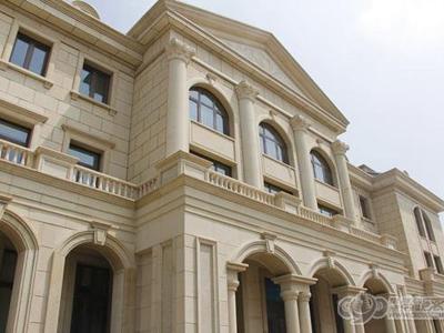江南府邸的实景图