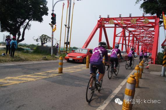 康桥学子单车征服美丽宝岛台湾