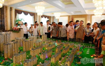 创想魅力城的实景图