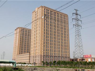 东南悦城的实景图