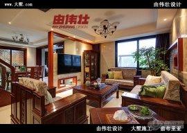 【公寓—实景】中式风—湖畔95幢