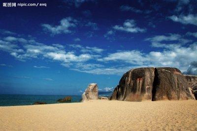 海南,西岛,天涯海角,博鳌,亚龙湾全景双飞5日游