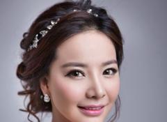 韩式新娘妆