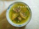 【香厨房】一份鸡汤两个菜
