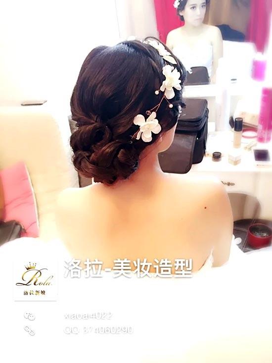 新娘唯美发型
