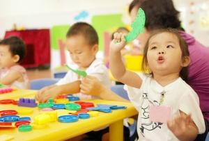 甬江亲子园趣味亲子日火爆招募中 给宝宝们一个爱上学的理由
