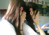 教师节 我为母校献束花