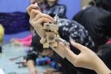智趣无穷亲子DIY 陪孩子打造专属木头机器人