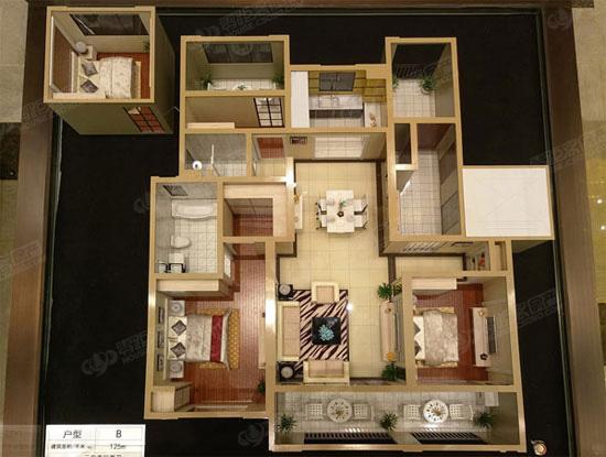 套房结构设计图片