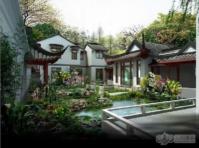 泽景园的LOGO图