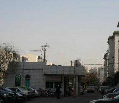 海枫公寓的实景图
