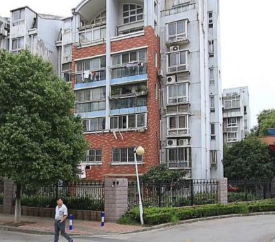 锦荷佳苑一区的实景图