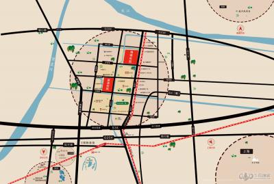 虞澜别院的位置图