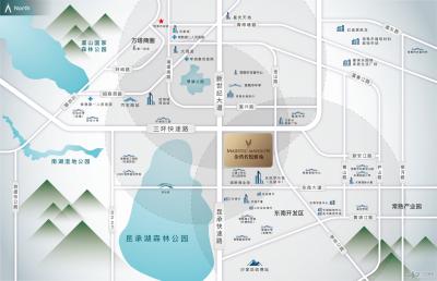 金湾名悦雅苑的位置图