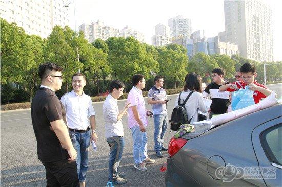 加拿大石油携手零距离车友会举办的西塘自驾游圆满落幕!