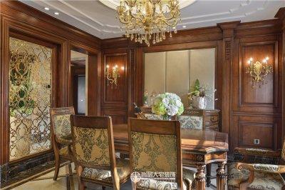 名流世纪庄园金洲岛575平古典美式