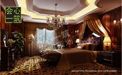 北辰国际会展中心(五星级酒店)