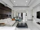 港式轻奢:私人住宅一定要彰显主人的生活姿态