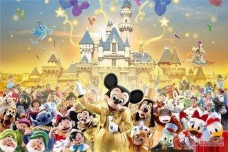 【090乐游团】出发迪士尼!090伴你找回童年的梦