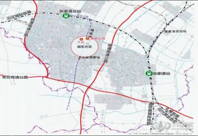 翡翠公馆的位置图