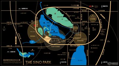 镜湖宸院的位置图