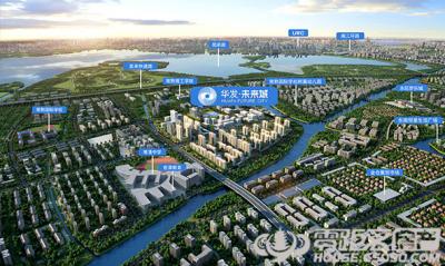 青藤雅苑(华发未来城)的位置图