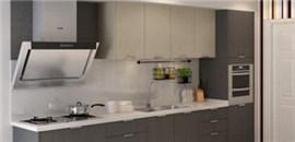 金牌厨柜 厨房整装定制橱柜
