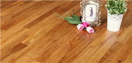 圣象三层实木复合木地板橡木