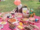 常熟人的野餐,太太太富贵了吧!