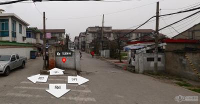 花溪新村的位置图