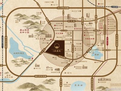 尚虞院的位置圖