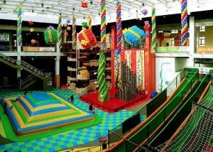 这个8000㎡的顶级室内亲子乐园即将被常熟的孩子们占领!