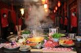 味在小龙坎来常熟了!体验自动升降式火锅 更有菜品3.8折