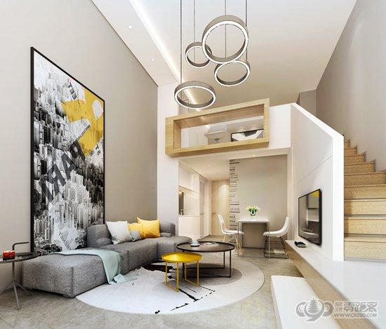 家居式公寓快题设计
