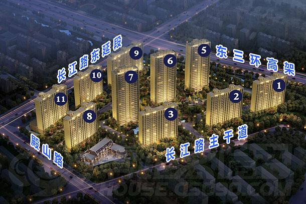 常熟城东,常熟文化片区,零距离房产