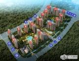 中南锦苑3月工程进度 21#楼已建至约16层