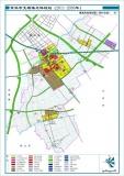 刚拍完地的支塘镇 总体规划公示发布 减少部分住宅用地
