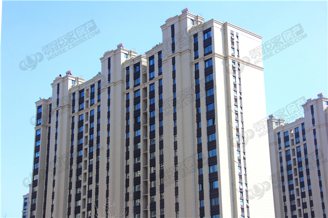 新城虞悦豪庭,工程进度,零距离房产网