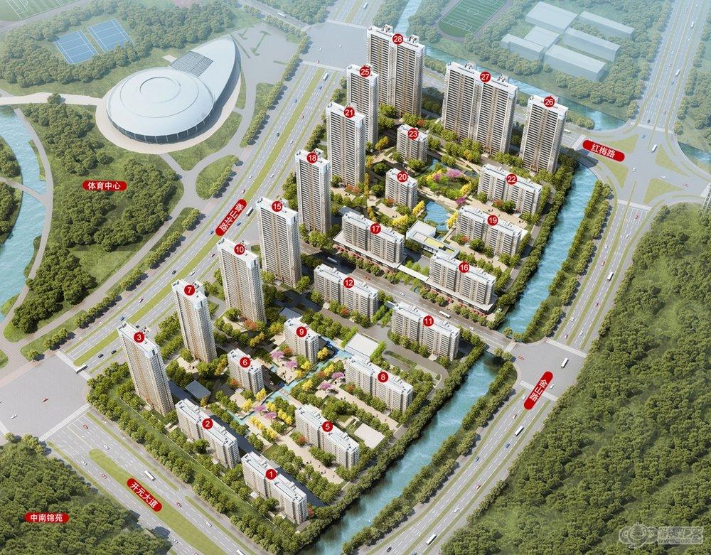 中南林樾香庭,文化片区,常熟零距离