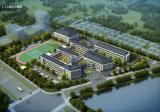 琴湖小学来啦! 容纳48班2160个学生 2019年12月竣工