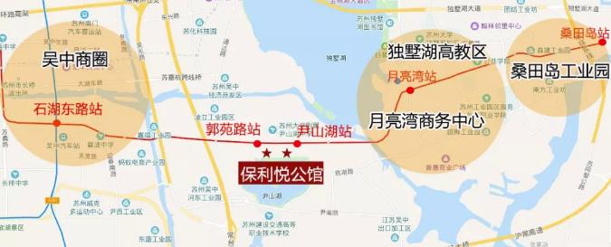 苏州,尹山湖板块,保利悦都,零距离房产网