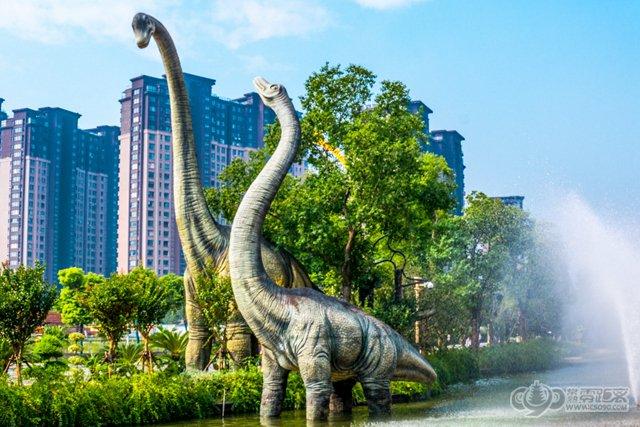 鲲湖天境,恐龙园,常熟零距离